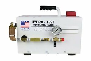 General 6334 550 Hydrostatic Test Pump 500psi New