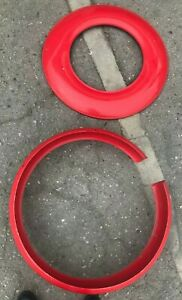 1956 Ford Thunderbird Continental Kit Tire Ring Covers