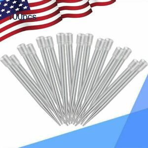 5000ul Durable Dropper Transfer Graduated Pipettes Disposable Pipettor Tips X100