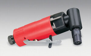 Dynabrade 18011 2 Hp 149 W Autobrade Red Right Angle Die Grinder 20 000 Rpm