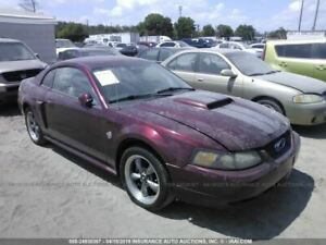 Manual Transmission 8 280 4 6l 5 Speed Fits 01 04 Mustang 293134