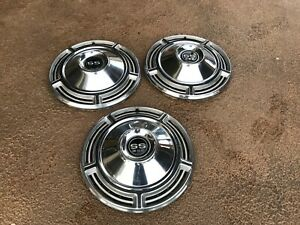 1968 Chevrolet Chevelle Ss 396 Super Sport Hubcap one Wheel Cover one