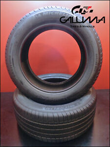 2 Two Tires Nice Michelin 255 50 19 Latitude Tour Hp 107h Runflat Bmw 50113