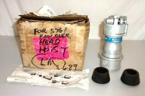 Crouse Hinds Arktite Apr 3455 30 Amp 4 Wire 4 Pole Receptacle Plug New In Box