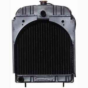 All States Ag Parts Radiator Allis Chalmers B Ca D10 C D12 70214337