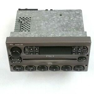 Ford Radio Receiver Cd Player 01 02 03 04 Explorers More 1l2t 18c815 Ha