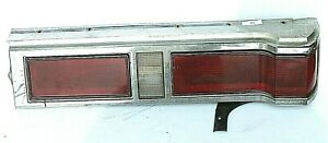 1979 Oldsmobile 5969124 5971094 Olds Delta 88 Taillight Tail Light Oem P673 C10