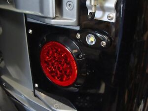 Tail Light Conversion Kit Surface Mount Led Tail Stop Turn Lights With Backups