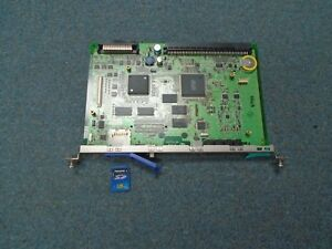 Panasonic Kx tda600al Ip Pbx Cabinet Empr Processor W Sd Card Defaulted