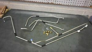 Jeep Willys Mb Gpw 42 44 Fuel Line Kit Us Made