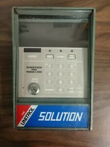 Used Unitrol 9180 cb p0 Solution Control Module