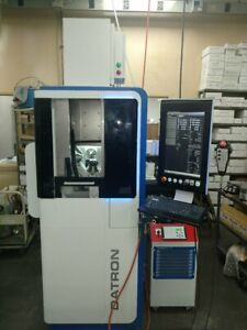 Datron 5 Axis Milling Machining Center Model C5 48 000 Rpm New 2018