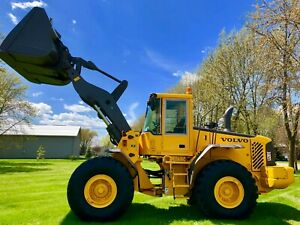 price Reduced Volvo L120e Wheel Loader
