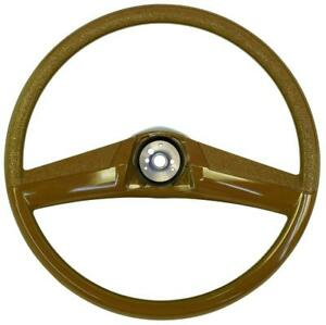 1969 1970 1971 1972 Chevy Gmc Truck 15 Inch Dia Classic Saddle Steering Wheel