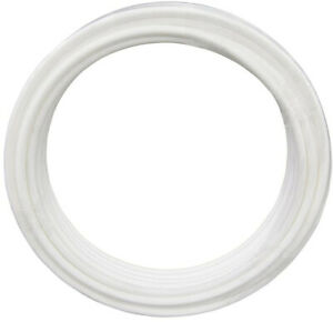 Pex Pipe 1 2 In X 100 Ft White Wet Dry Plumbing Tubing Water Supply Flexible