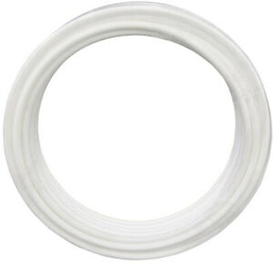 Pex Pipe 1 2 In X 300 Ft White Wet Dry Plumbing Tubing Water Supply Flexible