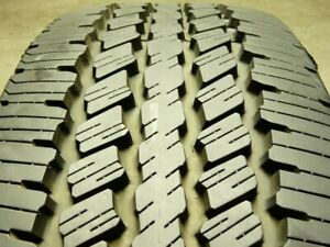 Continental Contitrac Lt 275 65r18 123 120s Used Tire 13 14 32 27153