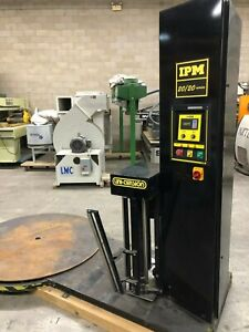 Ipm 20 20 Pallet Wrapping Shrink Wrapping Machine