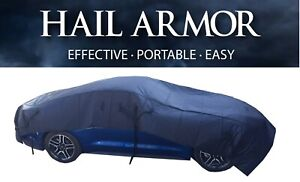 Hailarmorcovers Com Medium Hail Protective Car Cover
