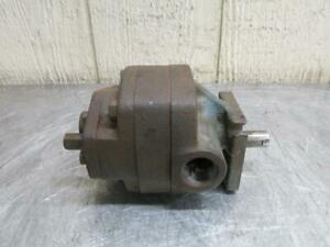 Vickers Commercial Parker Hydraulic Gear Pump 5 8 Shaft