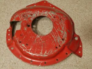 Ansen Sb Bb Chevy Steel Safety Scatter Shield Blow Proof Bell Housing Sb Ford