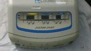 Conmed 60 2450 120 System 2450 Electrosurgical Unit