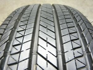 Bridgestone Dueler H L 422 Ecopia 235 70r16 104t Take Off Tire 089205