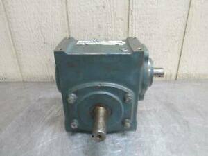 Tigear 26s15l Gear Reduction Box Speed Reducer Gearbox 15 1 Ratio 3 69 Hp