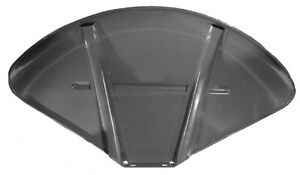 Rear Fender With Bracket Fits Massey Ferguson Te20 To20 To30 To35 Mf35 F40 Mh50