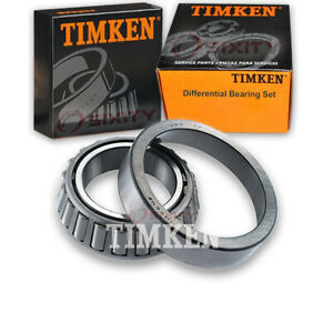 Timken Rear Differential Bearing Set For 2002 2004 Ford Explorer Sport Trac Kt