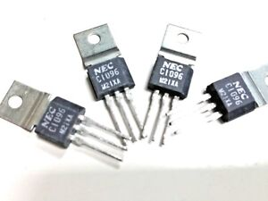 2 Pieces 2sc1096 Npn Silicon Transistor For Audio Frequency