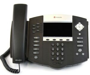 Polycom ip670 6 Line Voip Business Phone W Handset Stand lot Of 43 Only