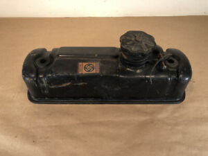 Mgb 1800cc Vented Valve Cover With Breather Oem