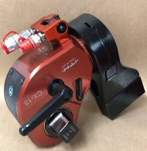 Ith Cx 18 Hydraulic Torque Wrench 1 1 2 Drive Bolting Tool Cx 18 10mxt Hytorc