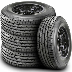 4 New Michelin Defender Ltx M s 255 55r18 109h Xl A s All Season Tires