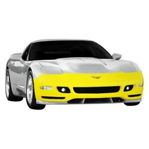 For Chevy Corvette 97 04 Ivs Tiger Shark Front Fascia W o Fog Lights Unpainted