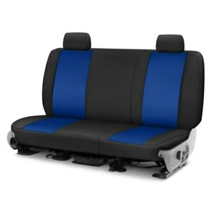 For Toyota Pickup 92 95 Gt Covers Endura 1st Row Blue Black Custom Seat Covers
