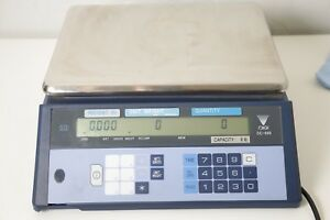 Digi Dmc 688 Digital Coin Counting Scale Used But Perfect Working Condition