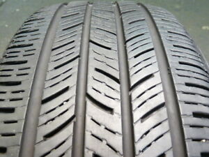 4 Continental Contiprocontact 215 55r17 93v Used Tire 7 8 32 47718