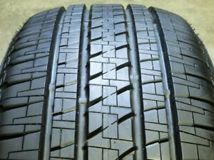 2 Bridgestone Dueler H L Alenza Plus 255 55r20 107h Used Tire 10 11 32 74051
