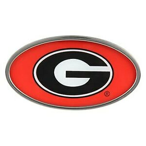Hitch Cover Light Up Led Collegiate Hitch Cover W University Of Georgia College