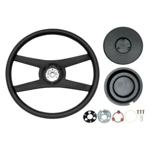 For Chevy Camaro 71 81 Oer 4 spoke Sport Steering Wheel Kit W Rope Wrapping