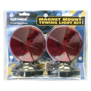 Optronics Heavy Duty Magnetic Tow Lights