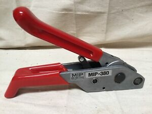 Mip Mip 380 Plastic Strapping Tensioner 1 2 3 4 Polyester And Polypropylene