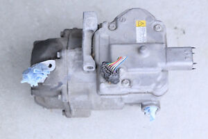 12 17 Toyota Prius C Air Condition Ac Compressor Electric 042200 1350 Factory
