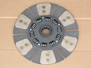 Clutch Plate For Ford 5700 6600 6600c 6600o 6700 7000 7100 7200 7600 7600c 7610s