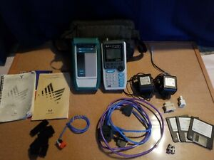 Microtest Pentascanner And 2 way Injector With Bag And Accessories