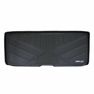 Maxtray 2016 2019 Honda Pilot All weather Cargo Liner Mat Behind 3rd Row Black