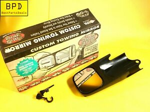 83 98 Ford 82 93 Chevrolet Nos Custom Towing Mirror Extension Cipa 11000