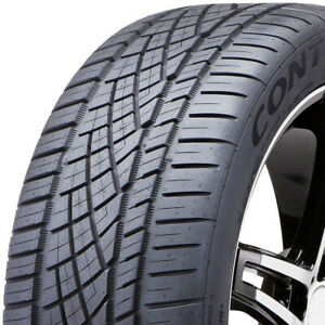 2 Continental Extremecontact Dws 06 225 45r17 Zr 91w A S High Performance Tires